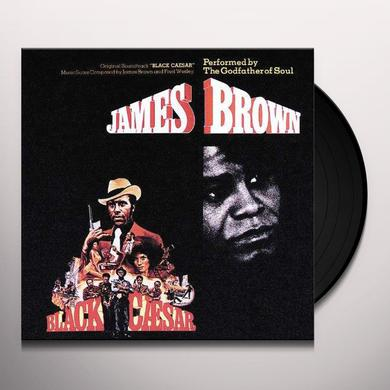 James Brown BLACK CAESAR / O.S.T. Vinyl Record