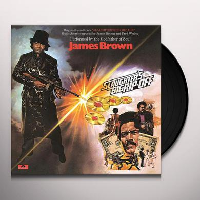James Brown SLAUGHTER'S BIG RIP-OFF / O.S.T. Vinyl Record