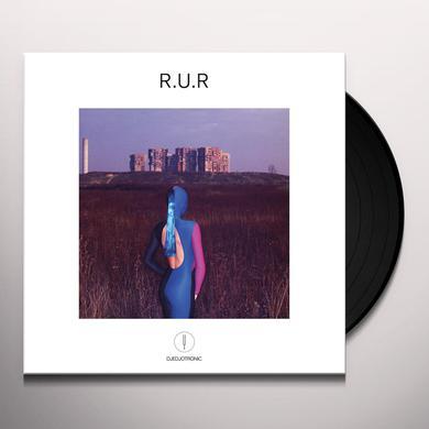 Djedjotronic R.U.R. Vinyl Record