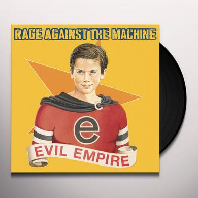 Rage Against The Machine EVIL EMPIRE Vinyl Record
