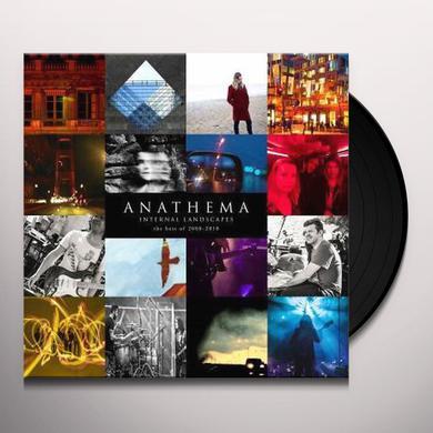 Anathema INTERNAL LANDSCAPES Vinyl Record
