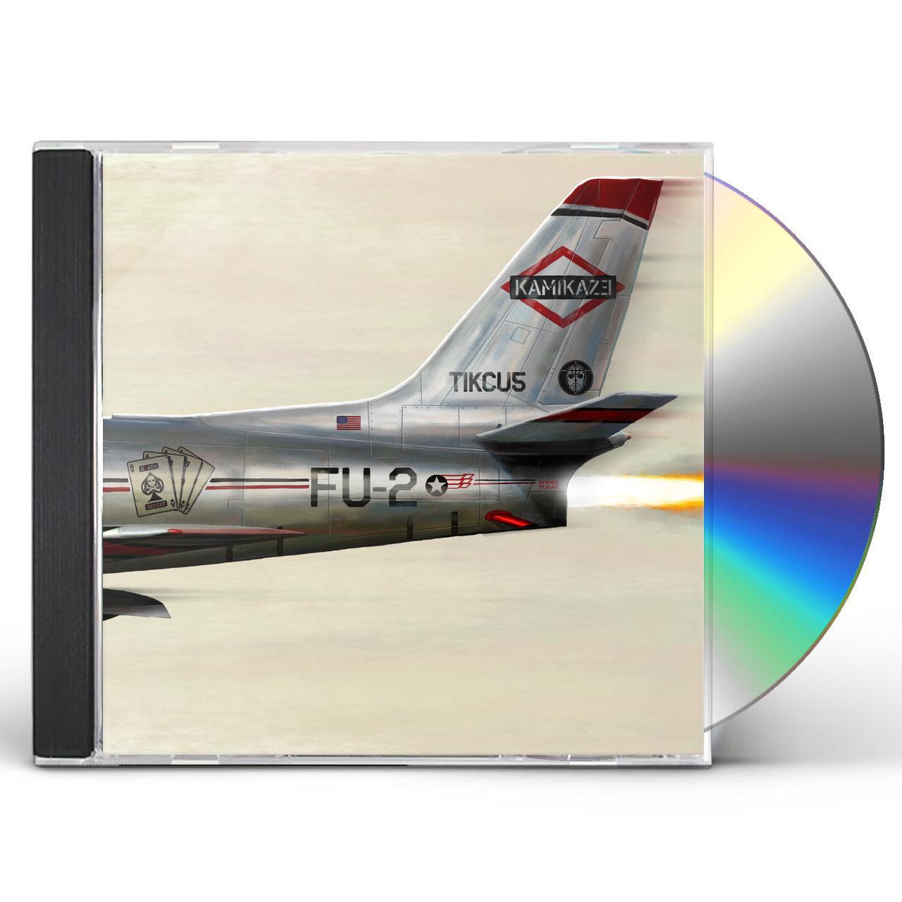 Eminem Kamikaze Album