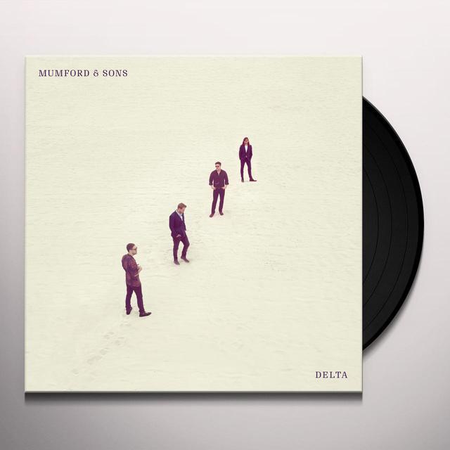Mumford & Sons DELTA Vinyl Record
