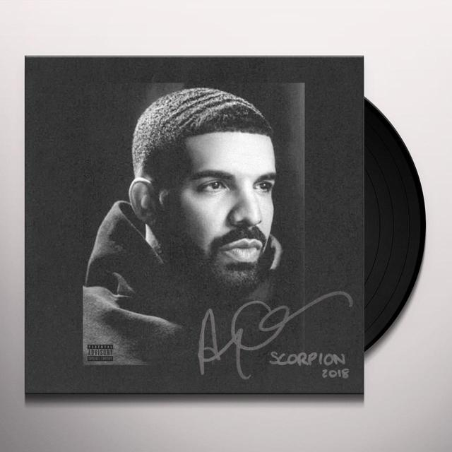 Drake SCORPION Vinyl Record