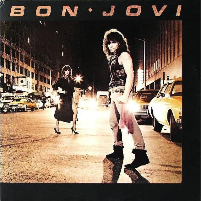 BON JOVI Vinyl Record - UK Import