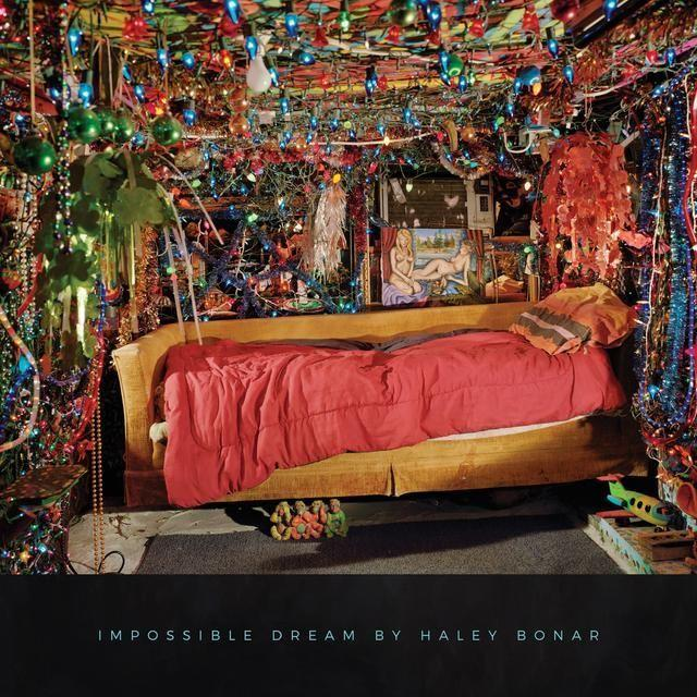 Haley Bonar IMPOSSIBLE DREAM Vinyl Record - Gatefold Sleeve, Digital Download Included