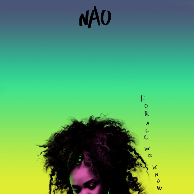 Nao FOR ALL WE KNOW Vinyl Record - Colored Vinyl, Gatefold Sleeve, Green Vinyl, Yellow Vinyl