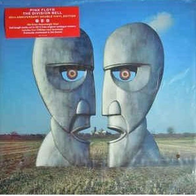 Pink Floyd DIVISION BELL Vinyl Record - Gatefold Sleeve, 180 Gram Pressing