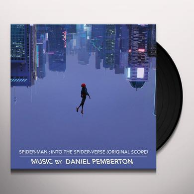 Daniel Pemberton Spider Man Into The Spider Verse O S T Vinyl Record