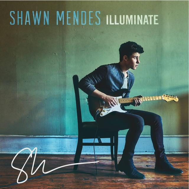 Shawn Mendes ILLUMINATE Vinyl Record