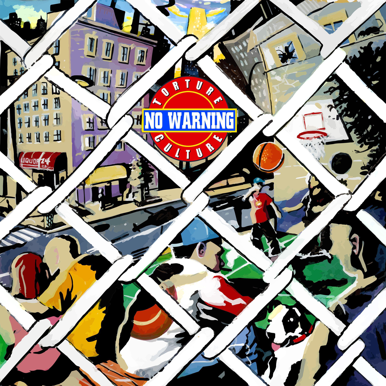 No Warning TORTURE CULTURE Vinyl Record