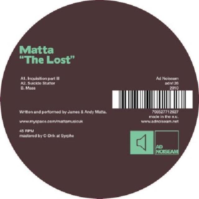 Matta LOST Vinyl Record