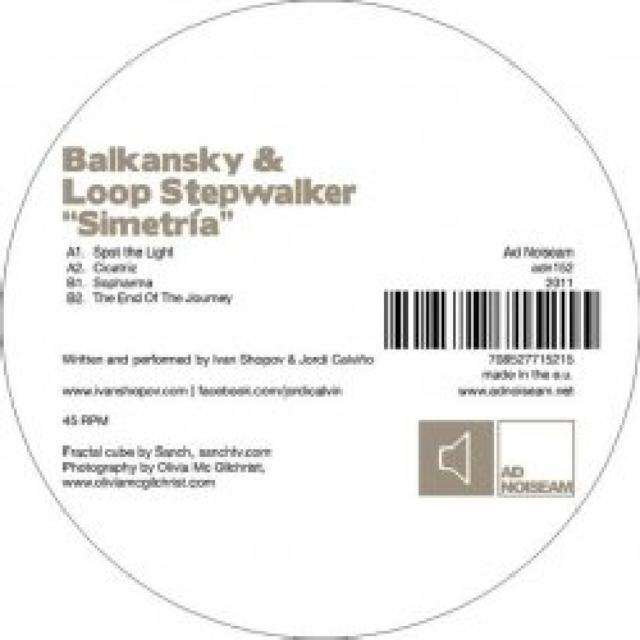 Balkansky / Loop Stepwalker SEMETRIA Vinyl Record