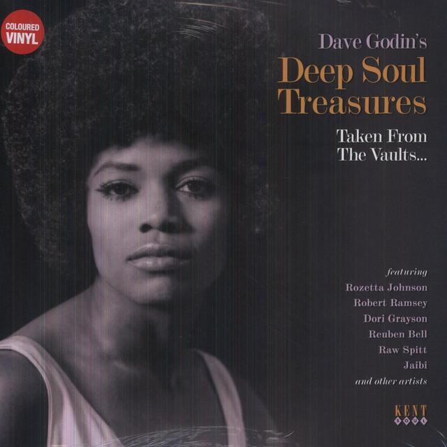 Dave Godin'S Deep Soul Treasures / Various