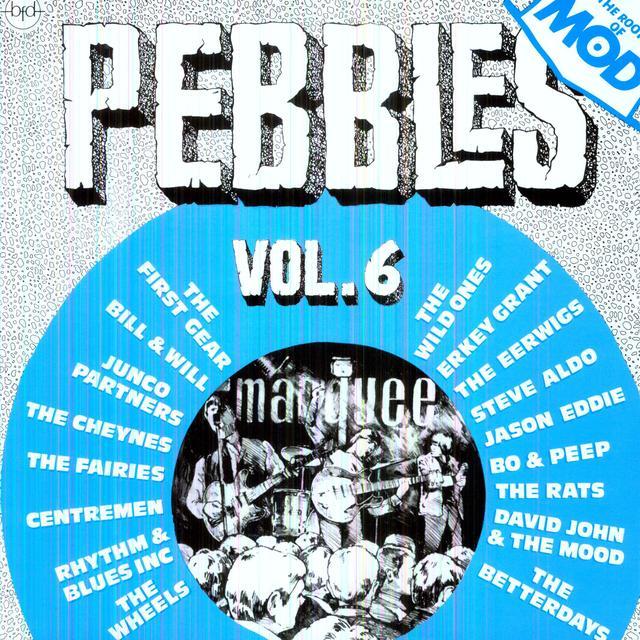 Pebbles 6 / Various