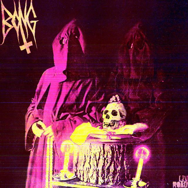 Bong LIVE AT ROADBURN 2010 (Vinyl)