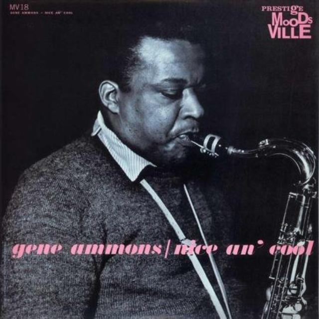 Gene Ammons-Sonny Stitt merch