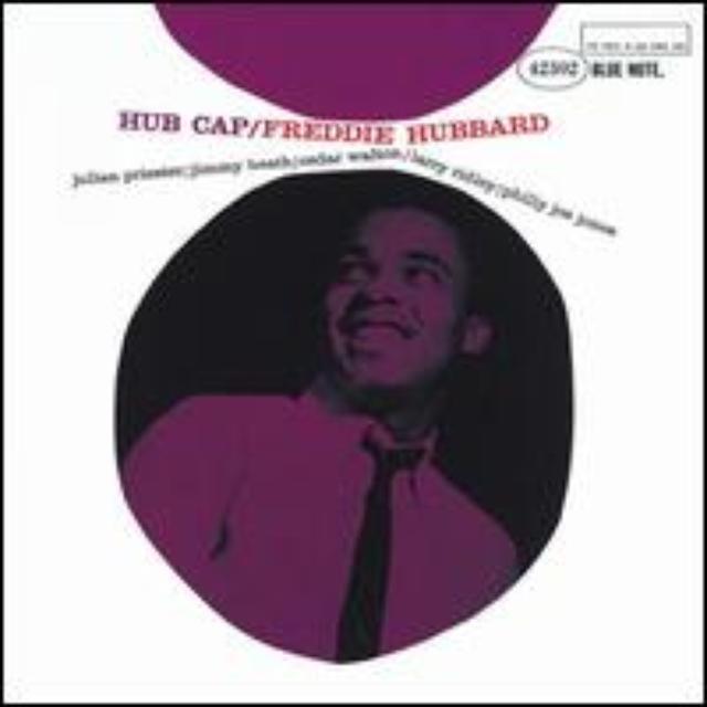 Freddie Hubbard HUB CAP Vinyl Record