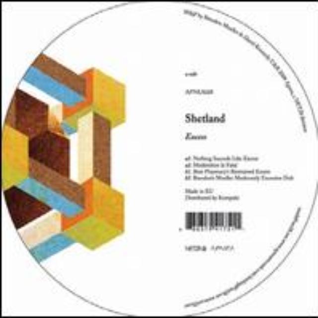 Shetland EXCESS Vinyl Record
