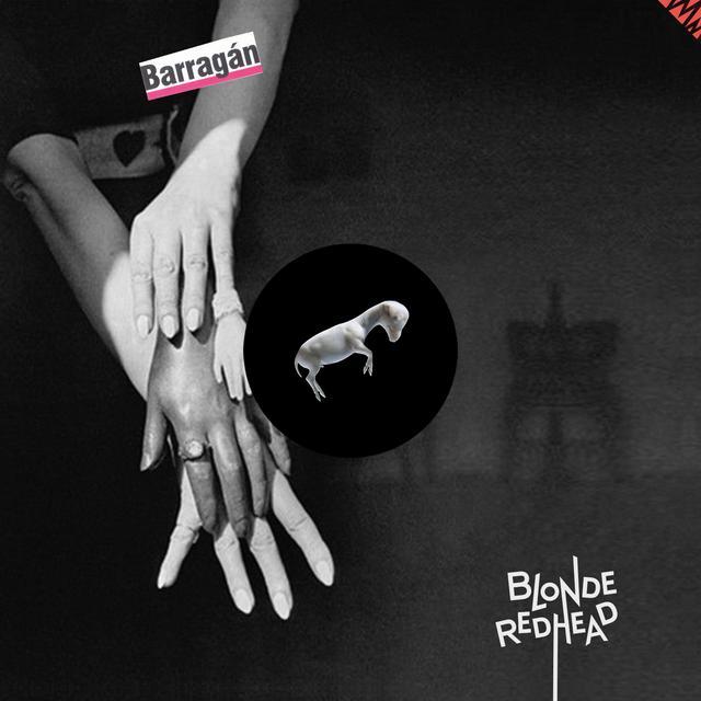 Blonde Redhead BARRAGAN Vinyl Record