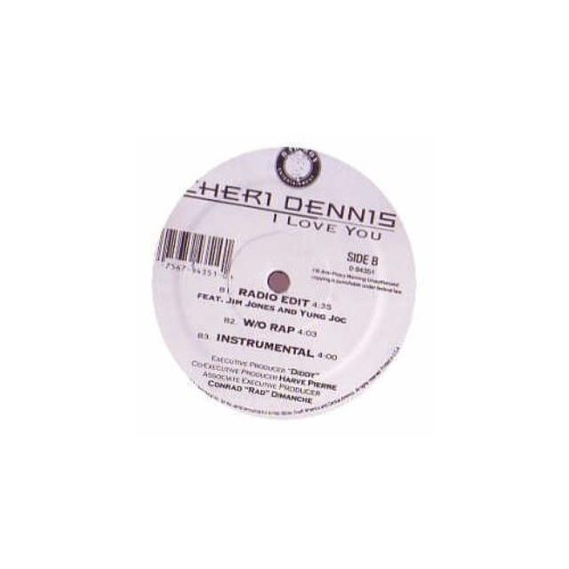 Cheri Dennis I LOVE YOU Vinyl Record