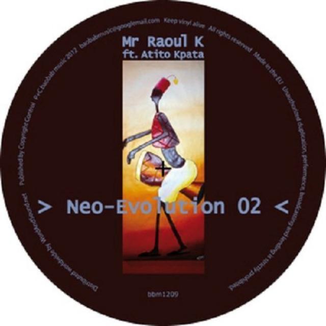 Mr Raoul K NEO-EVOLUTION 02 Vinyl Record