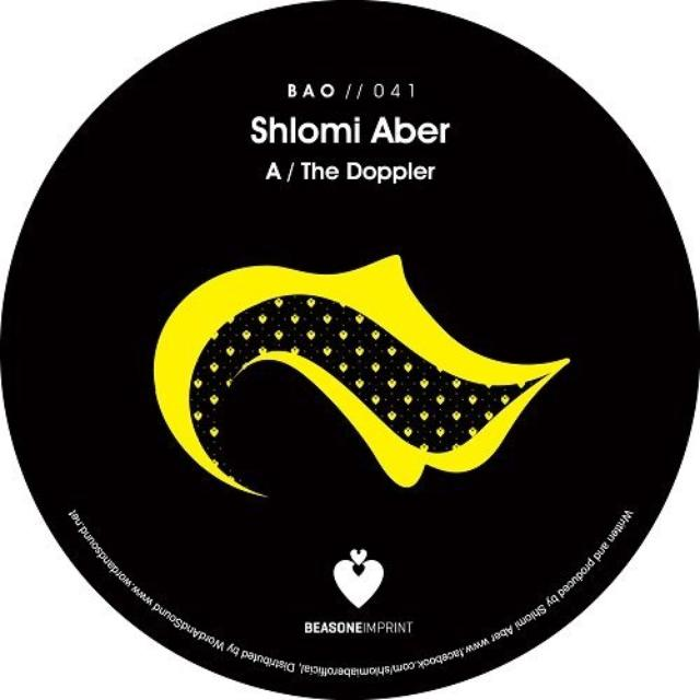 Shlomi Aber DOPPLER / LIMITED BY YOU Vinyl Record