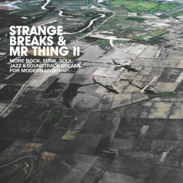 Strange Breaks & Mr Thing Ii / Various
