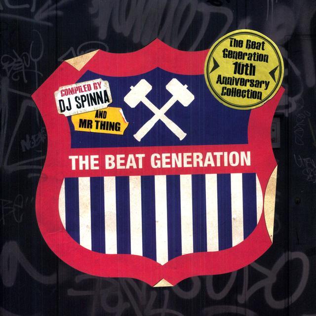 Beat Generation 10Th Anniversary / Various