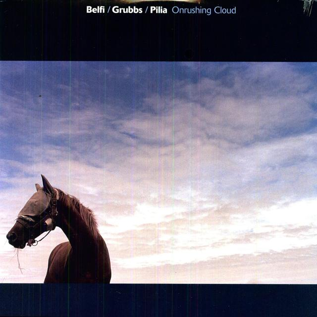 David Grubbs / Andrea Belfi / Stefano Pilia ONRUSHING CLOUD Vinyl Record