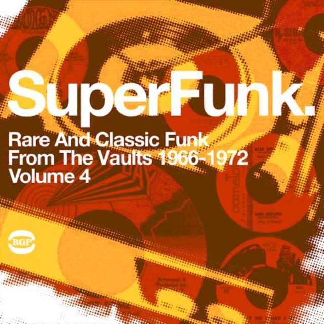 Super Funk 4 / Various