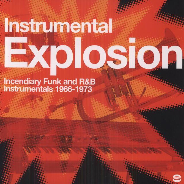 Instrumental Explosion Funk R&B 1966-73 / Various
