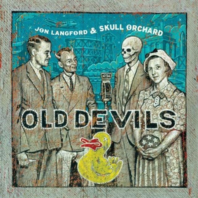 Jon Langford & Skull Orchard