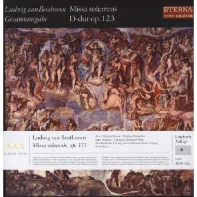 Beethoven / Tomowa-Sintow / Burmeister