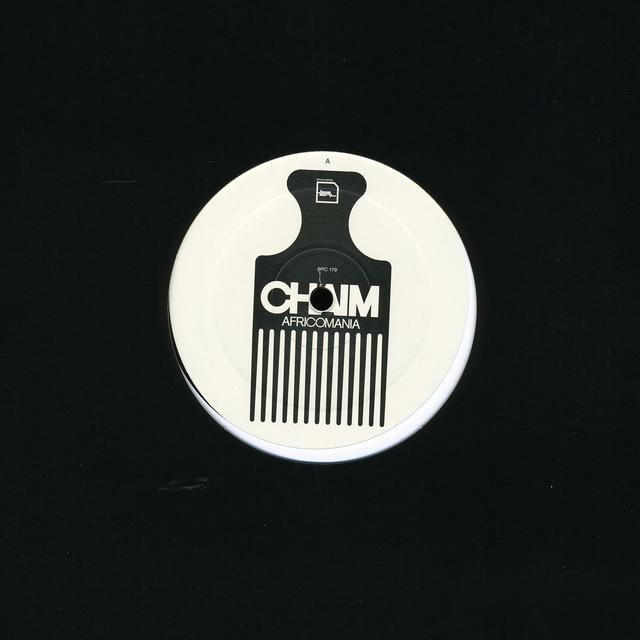 Chaim AFRICOMANIA (EP) Vinyl Record