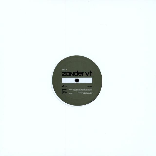 Zander Vt GET UP Vinyl Record