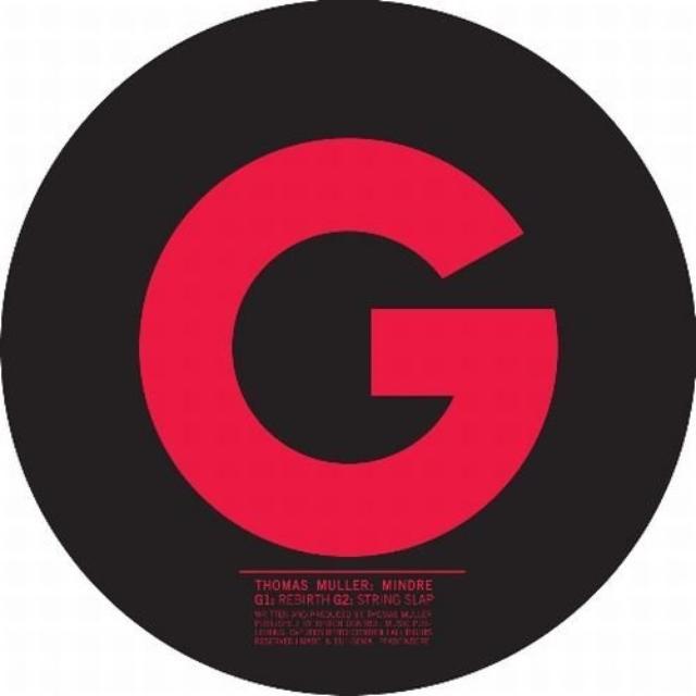 Thomas Muller MINDRE Vinyl Record