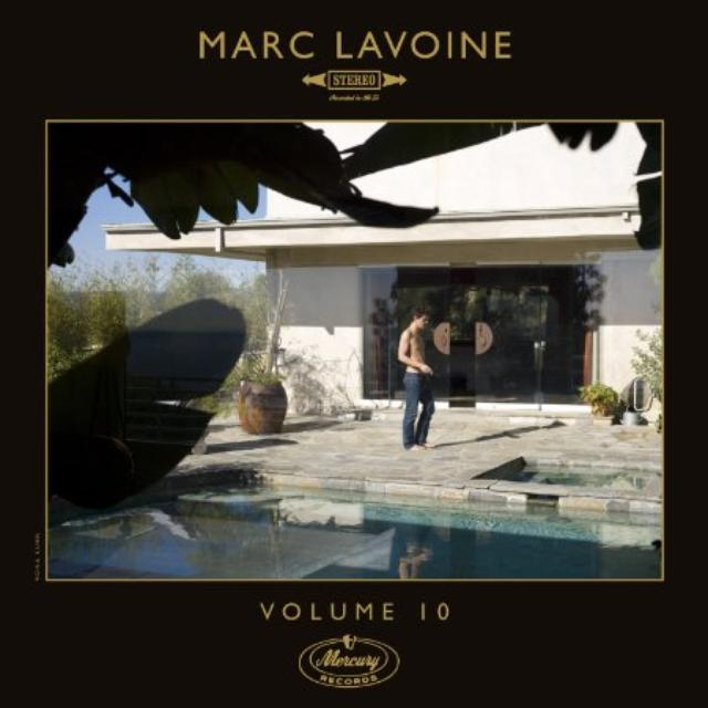 Marc Lavoine BLACK 10 Vinyl Record
