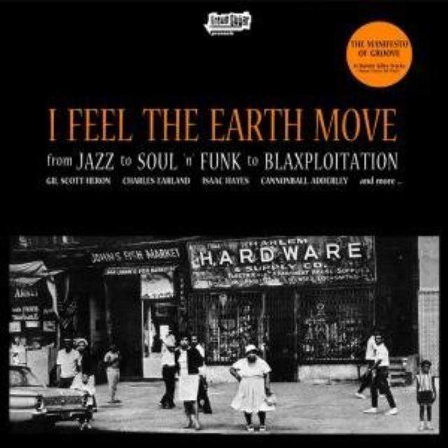 I Feel The Earth Move / Various