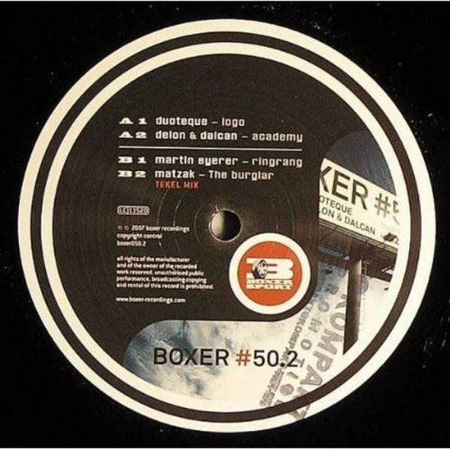 Boxer 50 Jubilee / Various (Ep) BOXER 50 JUBILEE / VARIOUS Vinyl Record