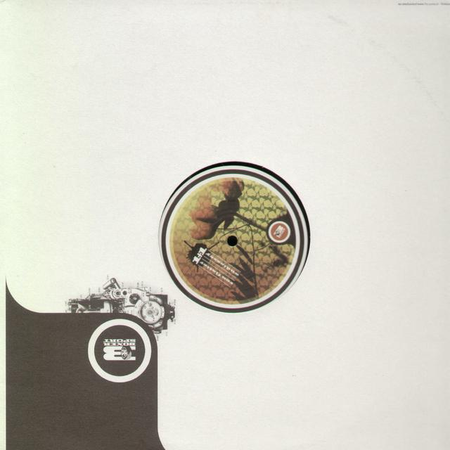 Ron / Audiossey Flatter 1+1 Vinyl Record