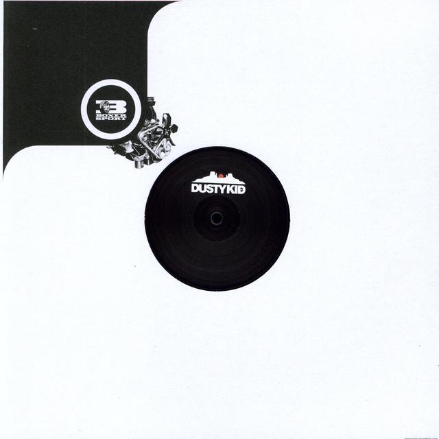 Dusty Kid LYNCHESQUE Vinyl Record