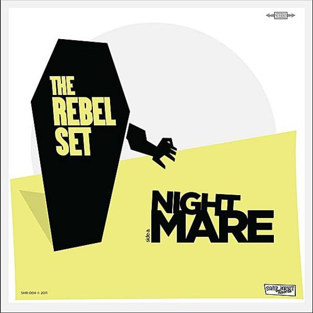 Rebel Set NIGHTMARE Vinyl Record