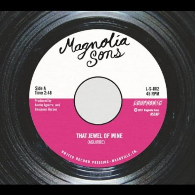 Magnolia Sons THAT JEWEL OF MINE Vinyl Record