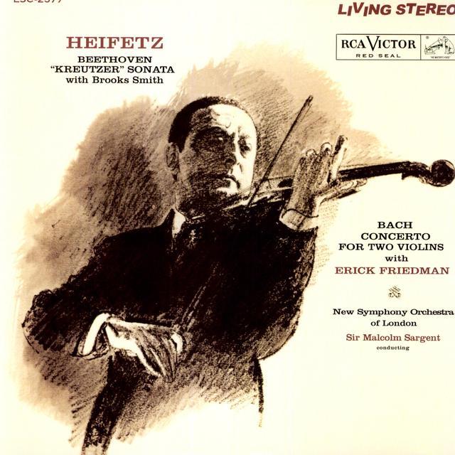 Jascha / Beethoven / Kreutzer Heifetz