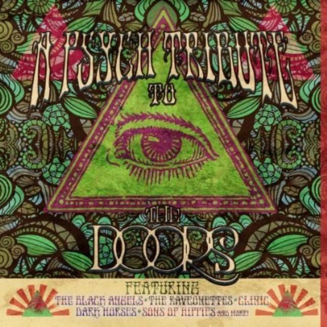 Psych Tribute To The Doors / Various