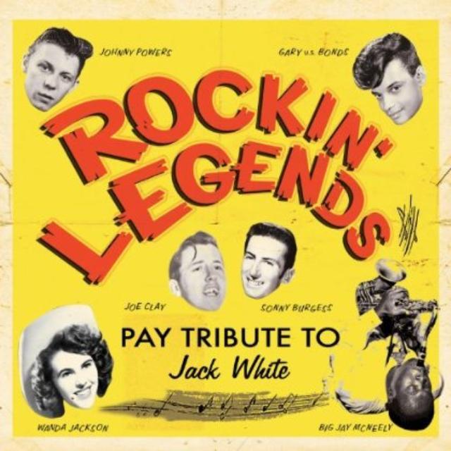 Rockin Legends Pay Tribute To Jack White / Var