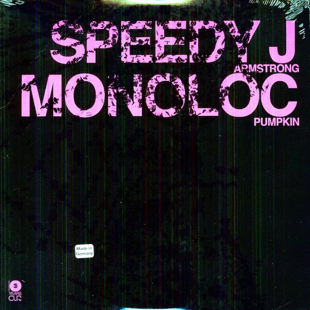 Speedy J / Monoloc