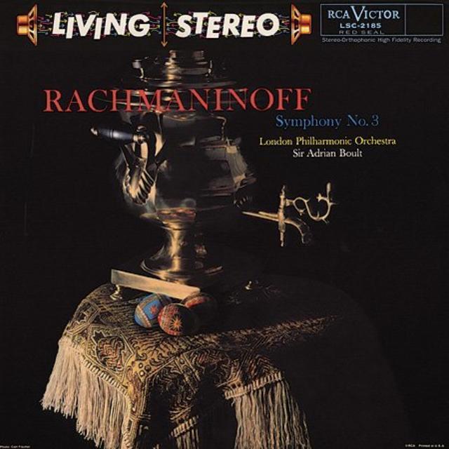 Rachmaninoff / Boult