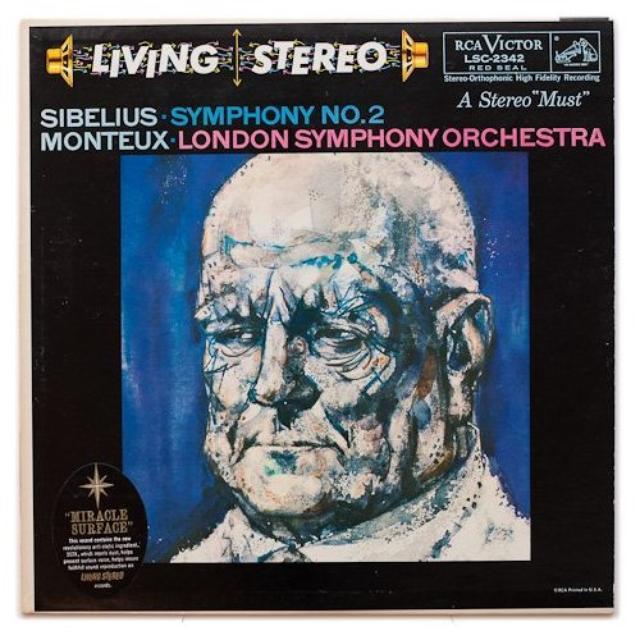 Sibelius / Monteux